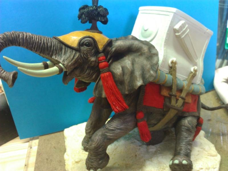 Elephant de Guerre carthaginois. Wp_00246