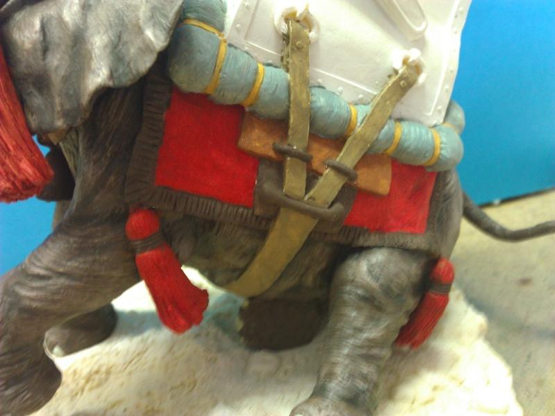 Elephant de Guerre carthaginois. Wp_00247