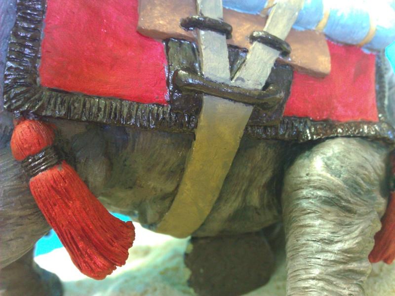 Elephant de Guerre carthaginois. Wp_00253