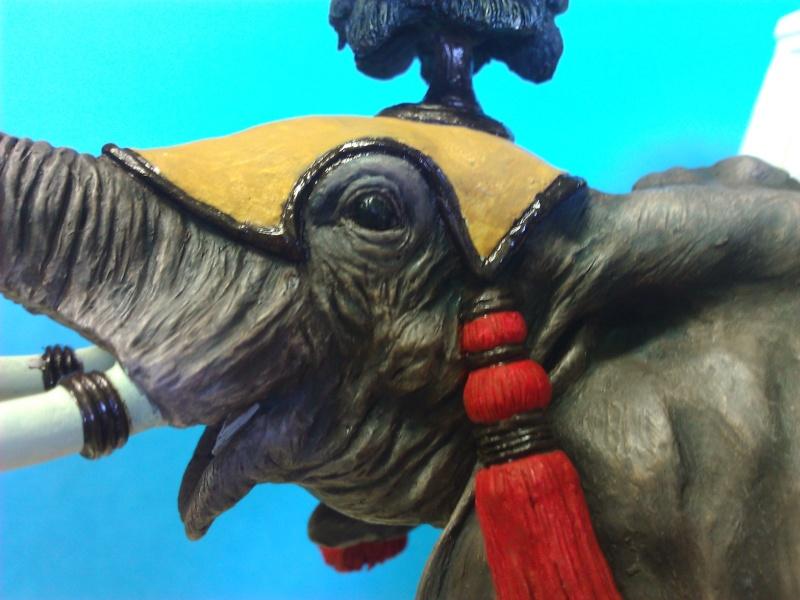 Elephant de Guerre carthaginois. Wp_00254