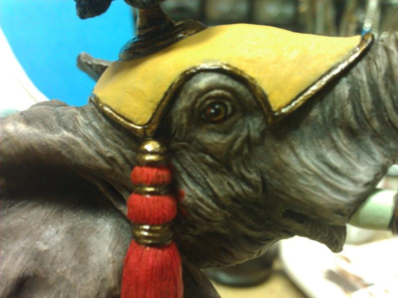 Elephant de Guerre carthaginois. Wp_00255