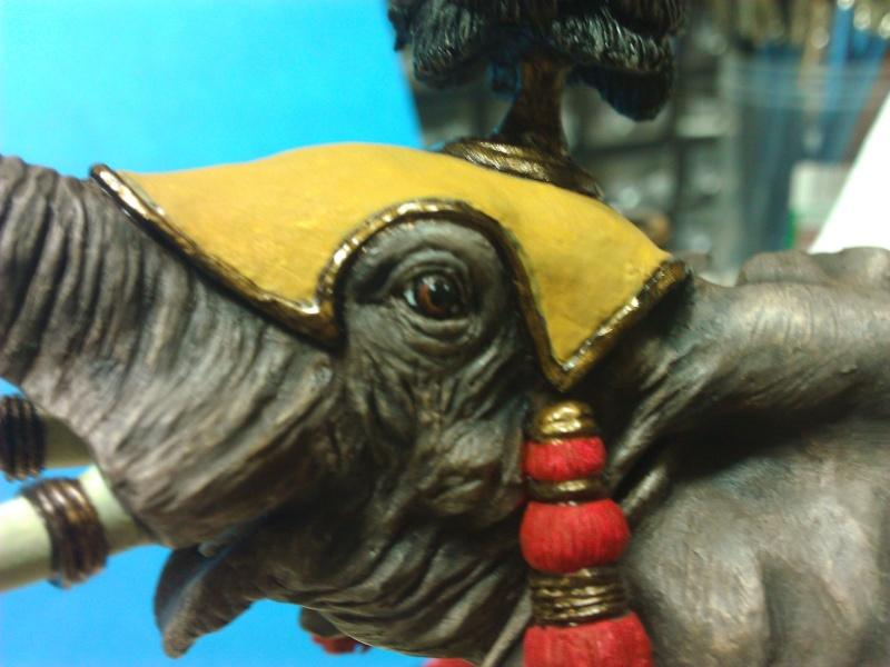 Elephant de Guerre carthaginois. Wp_00256