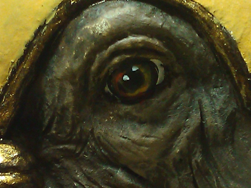 Elephant de Guerre carthaginois. Wp_00257