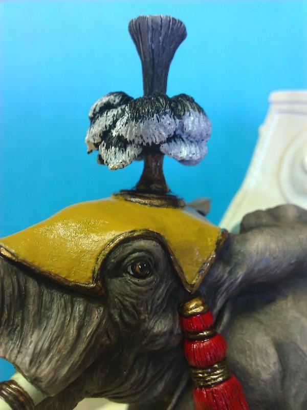 Elephant de Guerre carthaginois. Wp_00259