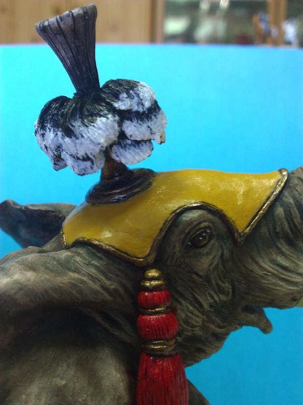 Elephant de Guerre carthaginois. Wp_00260