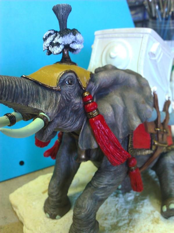 Elephant de Guerre carthaginois. Wp_00261