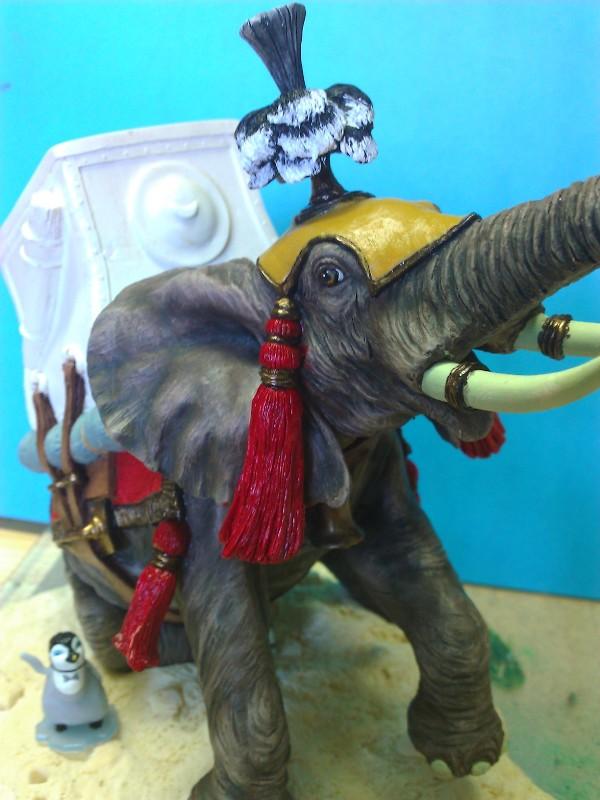 Elephant de Guerre carthaginois. Wp_00262