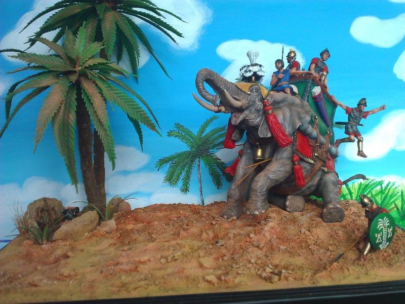 Elephant de Guerre carthaginois. - Page 2 Wp_00266