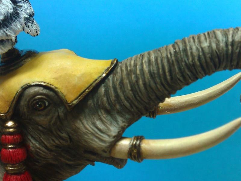 Elephant de Guerre carthaginois. Wp_00314
