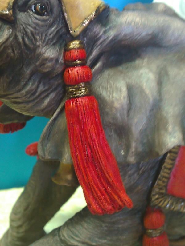 Elephant de Guerre carthaginois. Wp_00320