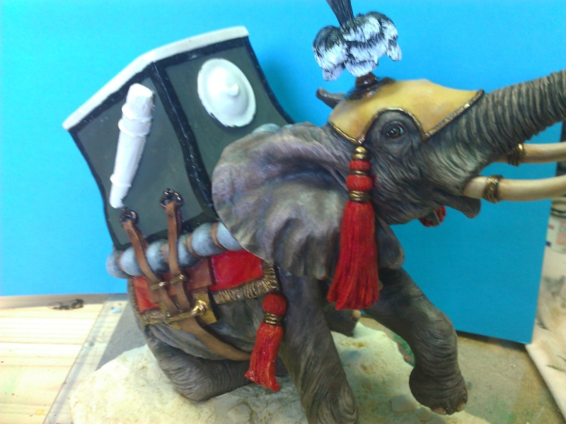 Elephant de Guerre carthaginois. Wp_00342