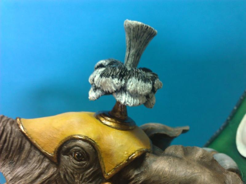 Elephant de Guerre carthaginois. Wp_00412