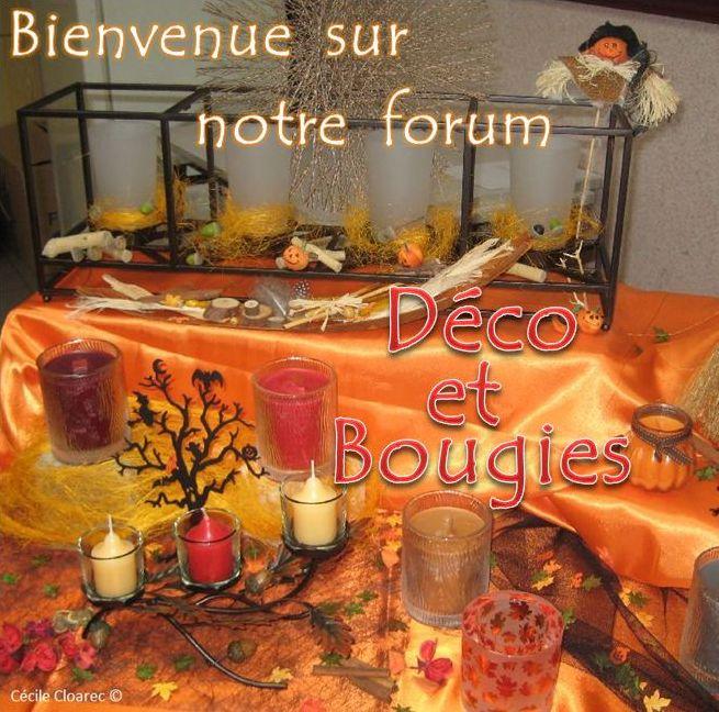 Forum Déco et Bougies