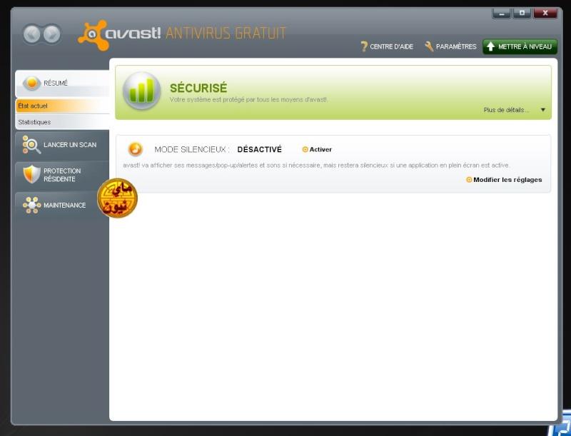 avast free antivirus5.0 Avast_11