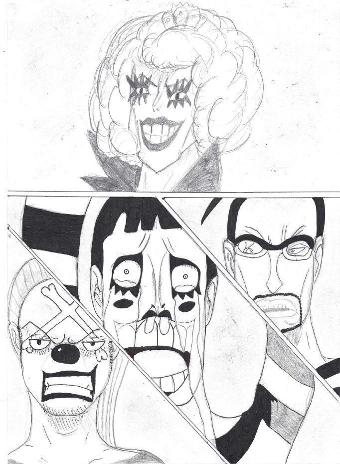 Galerie de dessins d'Erza Scarlet  Dessin21