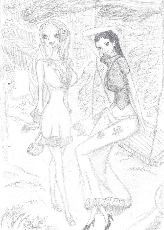 Galerie de dessins d'Erza Scarlet  Dessin26