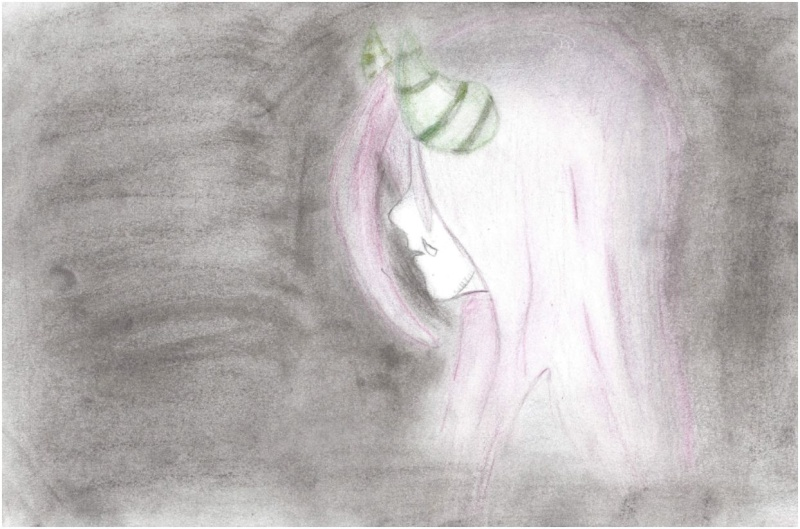 Galerie de dessins d'Erza Scarlet  Dessin43