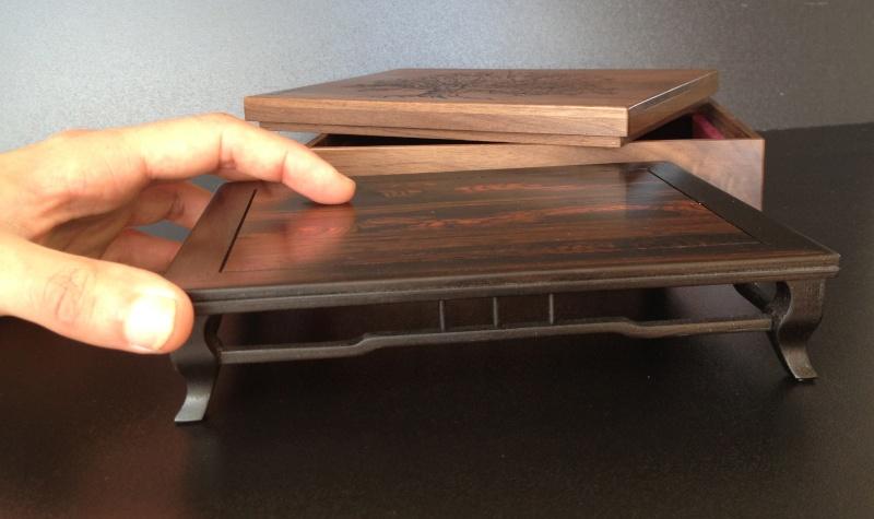 Palissander bonsai table Img_4415