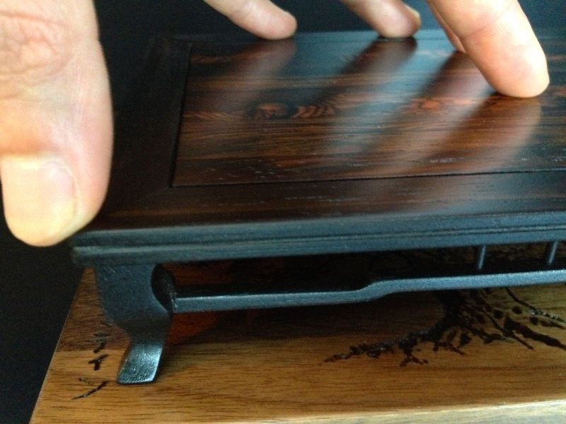 Palissander bonsai table Img_4418