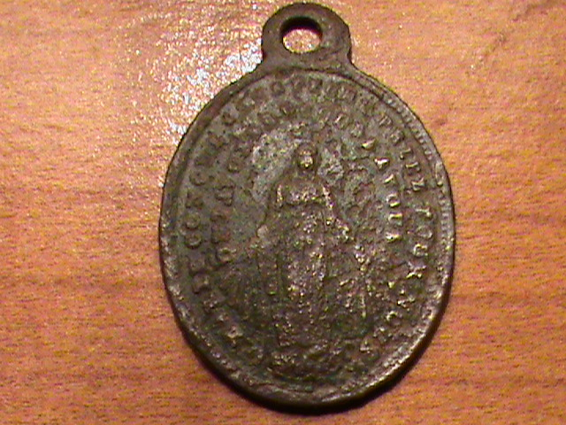 Médaille de la Rue du Bac Dsc00378