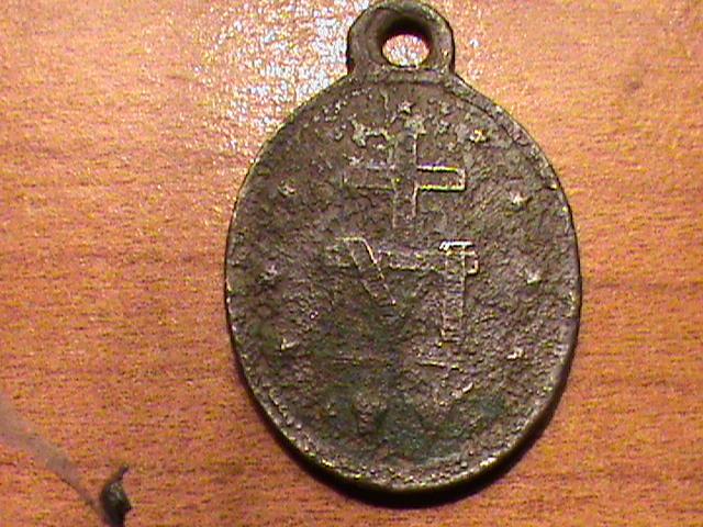 Médaille de la Rue du Bac Dsc00379
