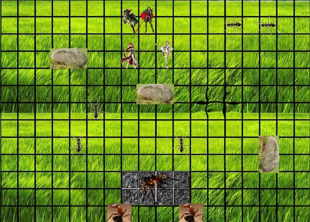 [Equipe 2] Prologue - Kaleom - Page 4 Combat11