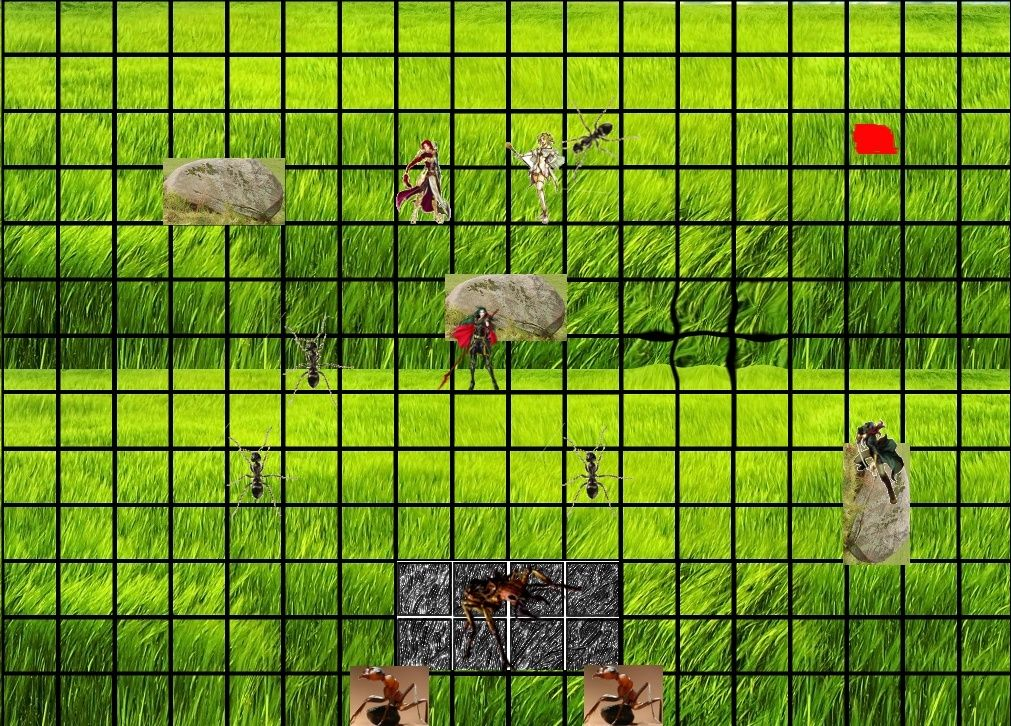 [Equipe 2] Prologue - Kaleom - Page 4 Combat14