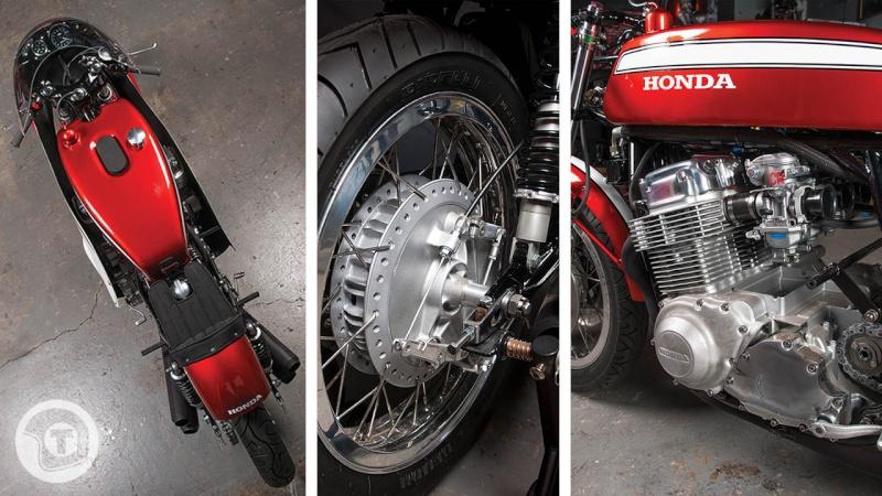 Honda 750.... ma japounaise préférée... - Page 4 _lmr9510