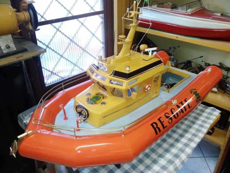 Barco Guarda Costeira Brasileira - Construido por Elcio Domingues. Cam01110