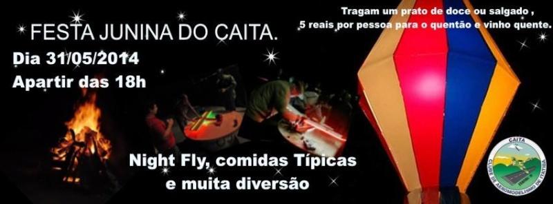 4° Festa Junina no Caita - 2014. Cam01610