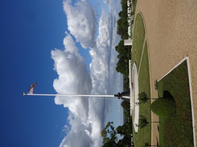 Madingley American Cemetery Cambridge, England Dsc00310