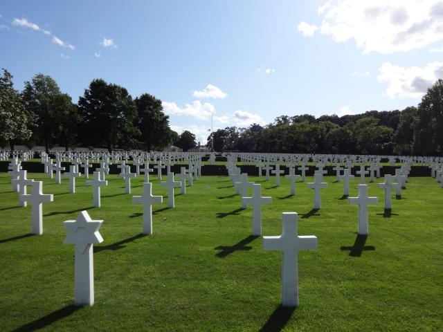 Madingley American Cemetery Cambridge, England Dsc00311