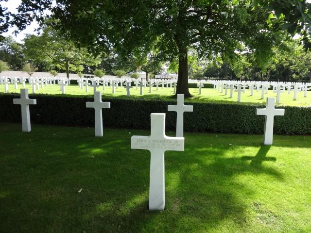 Madingley American Cemetery Cambridge, England Dsc00312