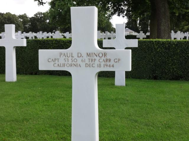 Madingley American Cemetery Cambridge, England Dsc00314