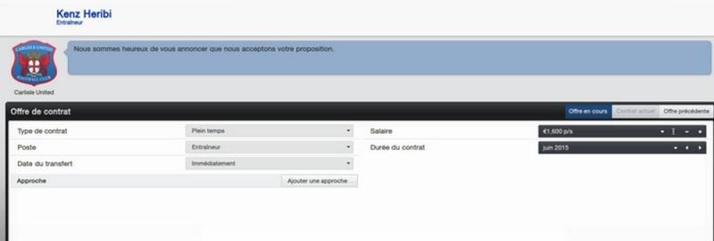 FM13 - Carliste United Contra10