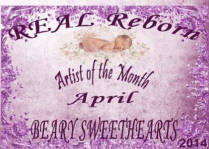 April artist of the month winner logo 18766910