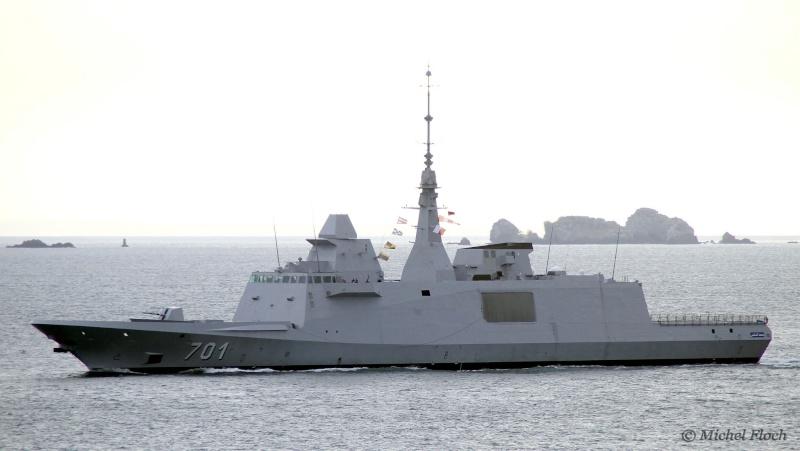 Royal Moroccan Navy FREMM Frigate / FREMM Marocaine - Mohammed VI - Page 8 15907410