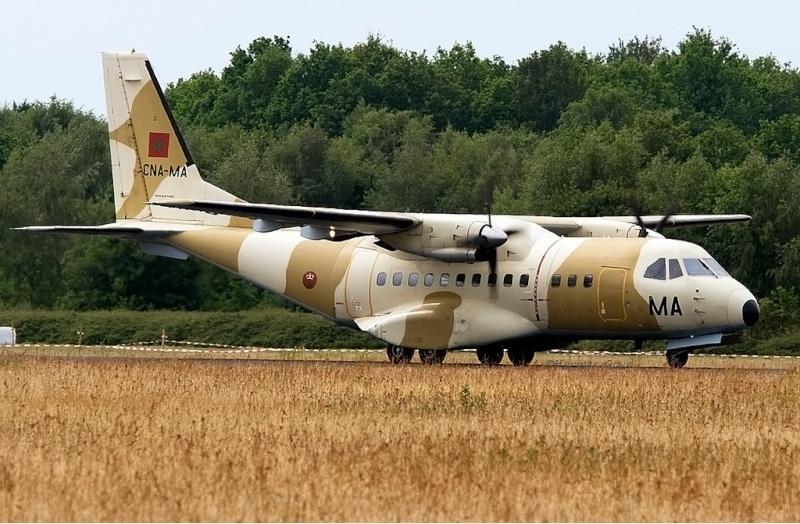 طائرات النقل العاملة بالقوات المسلحة المغربية Gyyy10