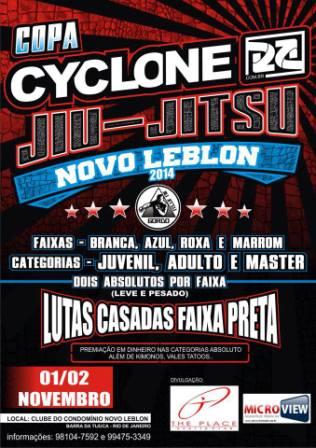 Copa Cyclone de Jiu-Jitsu (Novo Leblon) Copa10