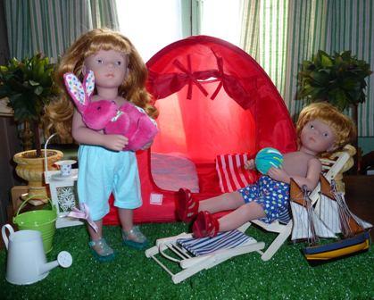 les vacances de mes LD, Kish, Boneka et Millie  - Page 3 P1090819