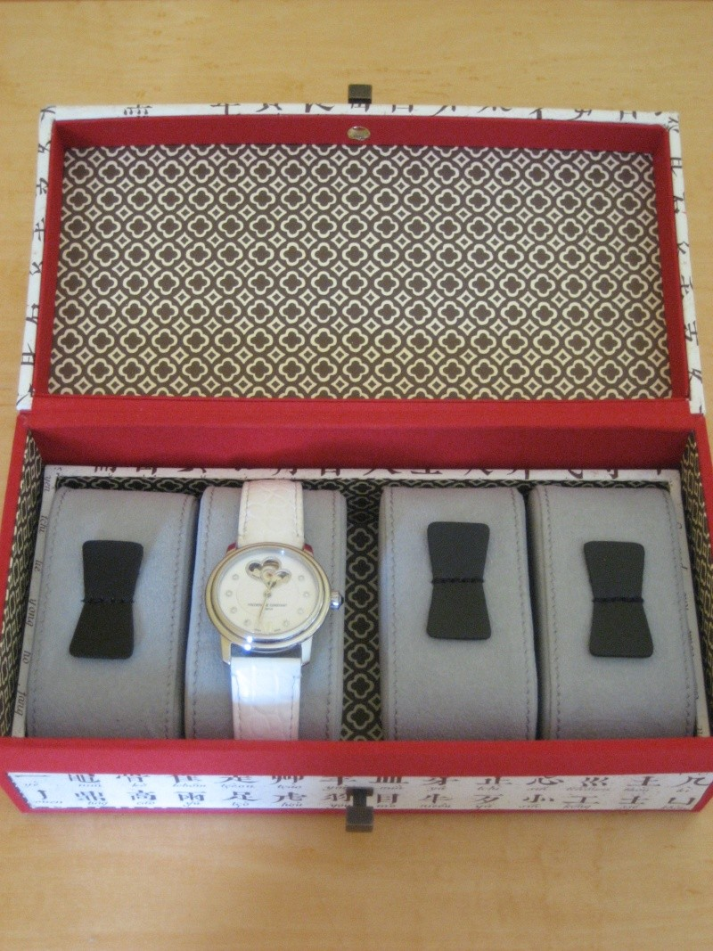 panerai -  [SUJET UNIQUE] écrin, boîte ou coffret pour ranger les montres... - Page 22 Boate_11