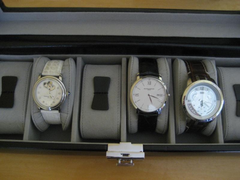 panerai -  [SUJET UNIQUE] écrin, boîte ou coffret pour ranger les montres... - Page 22 Coffre10
