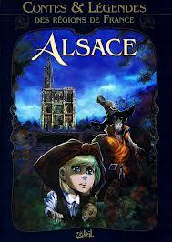 Contes & Légendes des régions de France – Tome 2: Alsace [Lassablière, Gregory & M., Bruce] Contes10