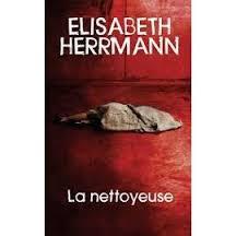 [Herrmann, Elisabeth] Témoin des morts / La nettoyeuse La_net10