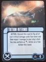 """Blind Booster Schiff für die Klingonen - K'tinga Klasse """"B'Moth"""" Bt0510"""