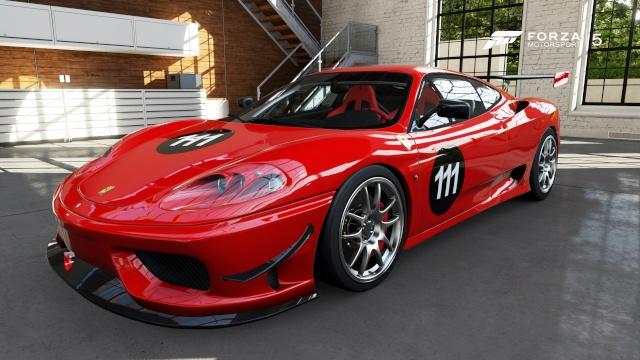 Ferrari Racing Days 360_gt10