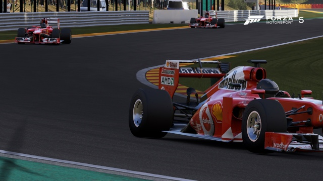 Ferrari Racing Days F1_cli10