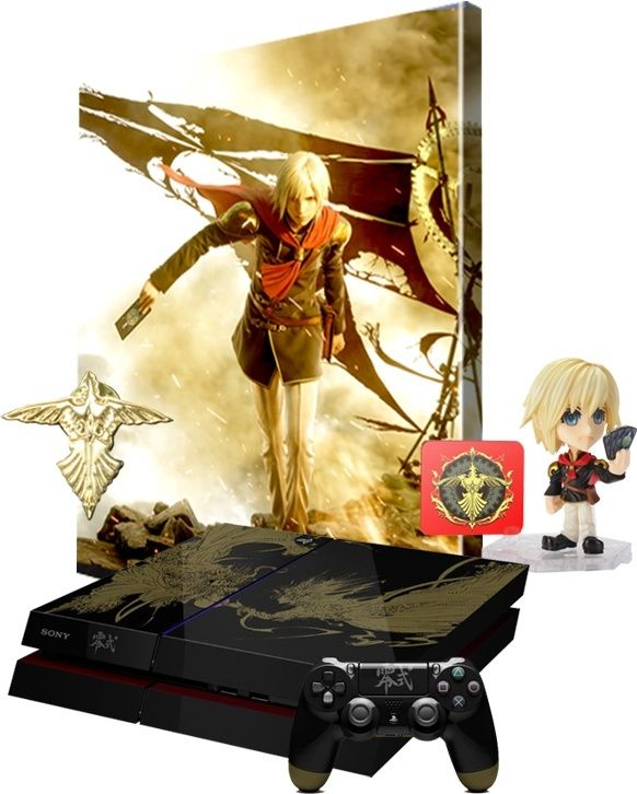 Final Fantasy Type-0 HD - Edition Collector [PS4/XboxOne] Ff_typ10