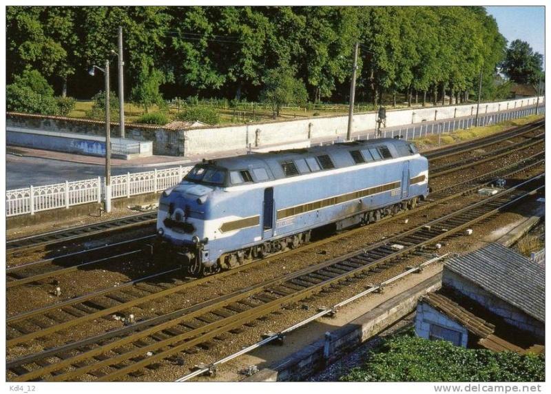 Locomotives Diesel 995_0011