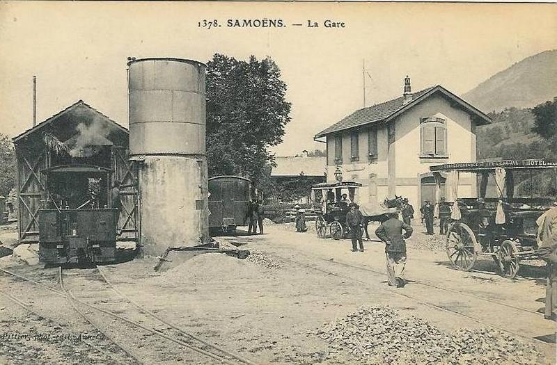 Haute-Savoie Gare8510